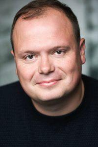 Portrait - Gavin Spokes